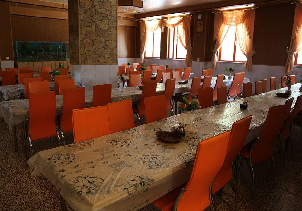 سالن غذاخوری مجتمع
